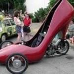 The Shoe Bike