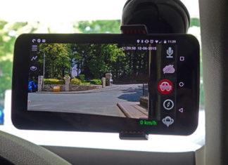 Smartphone as a dash cam