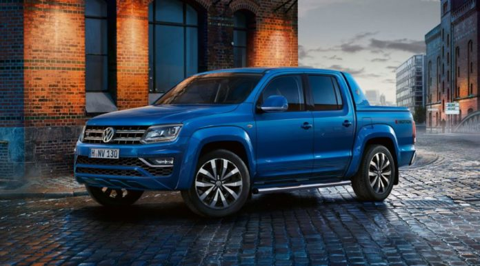 The New VW Amarok