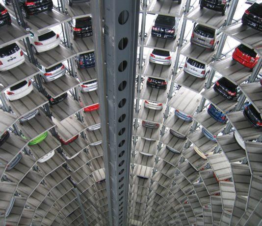 car park technology