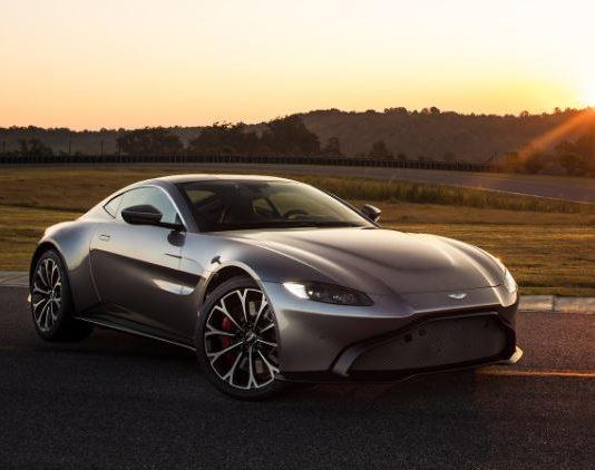 A Beautiful Aston Martin