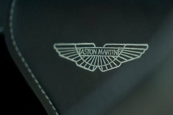 The Aston Martin Logo