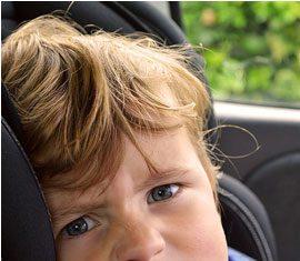 UK car seat rules